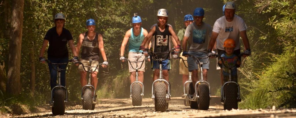 Downhill fun for everyone!!