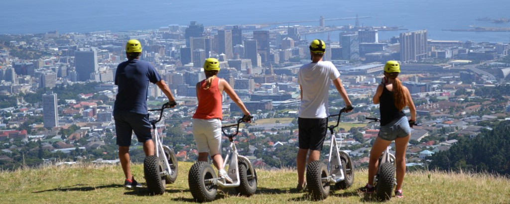 Great Way to Experience Cape Town